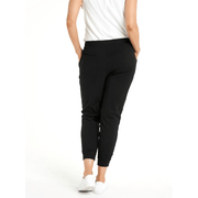 Lindsay Jogger Black - Betty Basics Pants Betty Basics