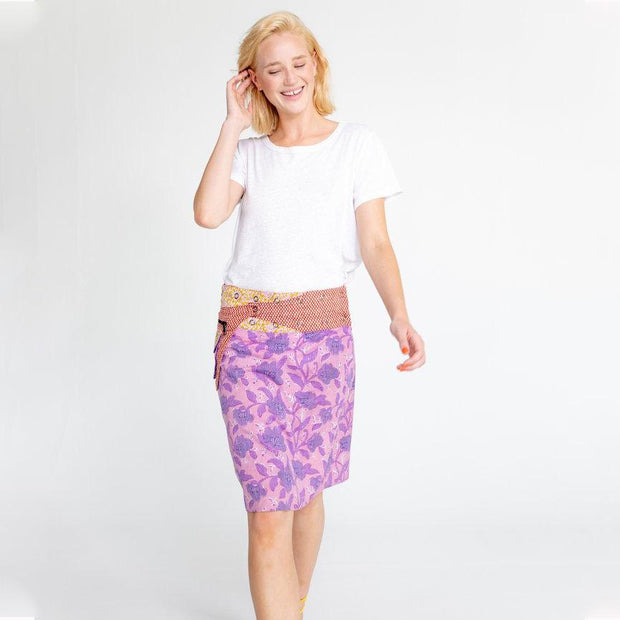 Rosanna Long Skirt - Amber Zephyr BP Skirts Boom Shankar