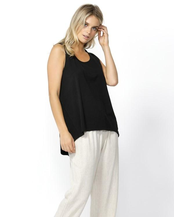 Zoe Tank by Betty Basics Tops Betty Basics