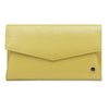 EMOGENE Micro Reptile Clutch- RRP $69.95 - Lemon - Olga Berg Handbags and Bags Online