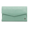 EMOGENE Micro Reptile Clutch- RRP $69.95 - Mint - Olga Berg Handbags and Bags Online
