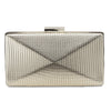 MICA Metallic Angular Pod- RRP $89.95 - Gold - Olga Berg Handbags and Bags Online