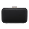 EMERSON Rounded Piped Pod- RRP $89.95 - Black-White - Olga Berg Handbags and Bags Online
