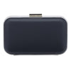 EMERSON Rounded Piped Pod- RRP $89.95 - Navy-White - Olga Berg Handbags and Bags Online