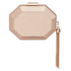 SIA Metallic Octagon Pod- RRP $99.95 - Rose Gold - Olga Berg Handbags and Bags Online