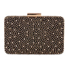 PARIS Studded Bridal Pod- RRP $99.95 - Black - Olga Berg Handbags and Bags Online