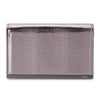 FELICE Metalic Reptile Clutch- RRP $89.95 - Pewter - Olga Berg Handbags and Bags Online