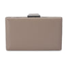 AKIO Frame Pod with trim- RRP $89.95 - Grey - Olga Berg Handbags and Bags Online