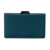 AKIO Frame Pod with trim- RRP $89.95 - Teal - Olga Berg Handbags and Bags Online