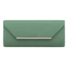 GIANNA Ball Mesh Fold Over - RRP $79.95 - Mint - Olga Berg Handbags and Bags Online