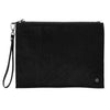 ESTA Pony Fur Pochette- RRP $129 - Black - Olga Berg Handbags and Bags Online