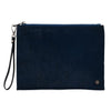ESTA Pony Fur Pochette- RRP $129 - Blue - Olga Berg Handbags and Bags Online