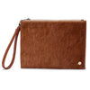 ESTA Pony Fur Pochette- RRP $129 - Brown - Olga Berg Handbags and Bags Online