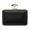 CARRIE Knuckle Duster Pod- RRP $129 - Black - Olga Berg Handbags and Bags Online