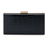 YOKO Croco Pod- RRP $99.95 - Black - Olga Berg Handbags and Bags Online