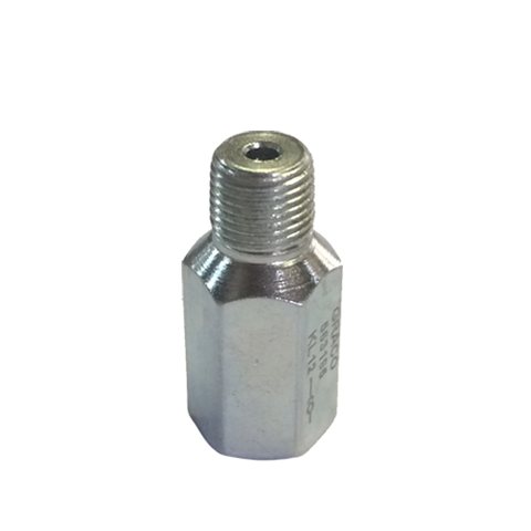 Check Valve Single Ball, Male Inlet / Female Outlet