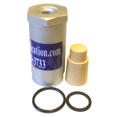 25 Micron Filter Inline