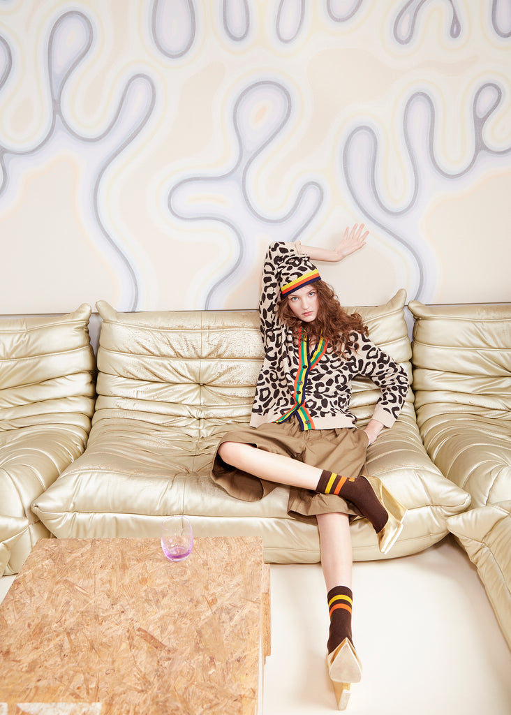 Lookbook 9 Shot The Cat Leopard