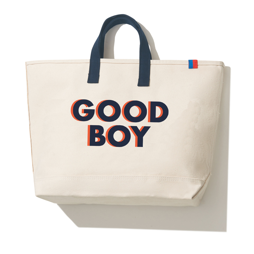 The Good Boy Tote