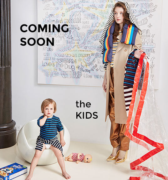 The Kids - Coming Soon