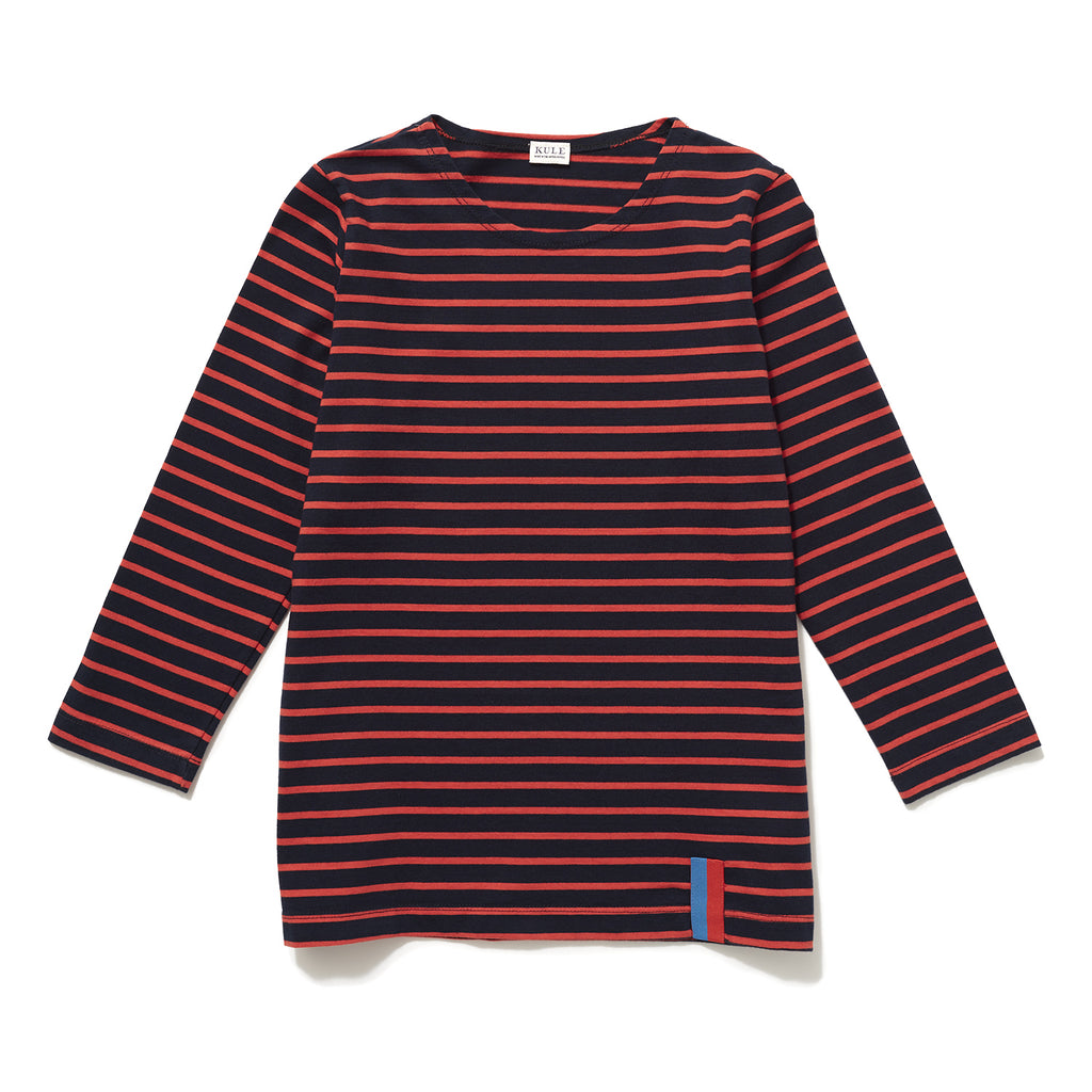 The Classic - Navy/Red