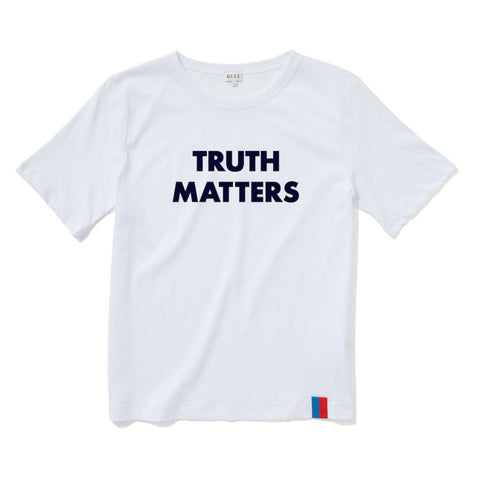 The Modern Truth Matters - White