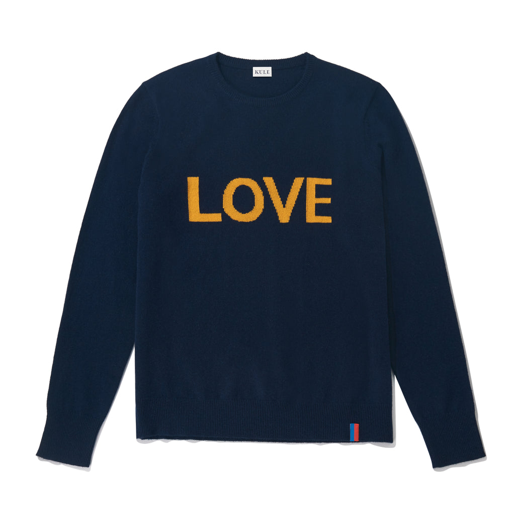 The Love Sweater - Navy