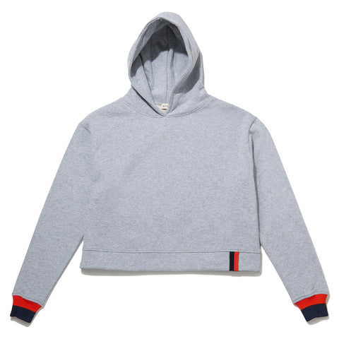 The Crosby - Grey/Navy/Poppy