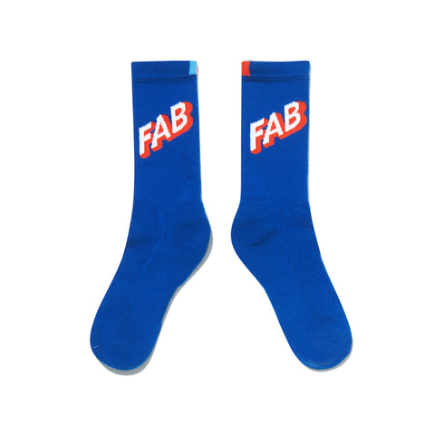 The Women's FAB Sock - Royal Blue