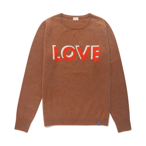 The Love Sweater - Vicuna