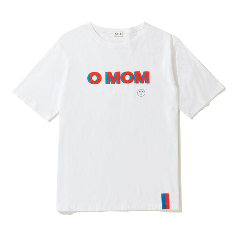 The Modern O MOM - White