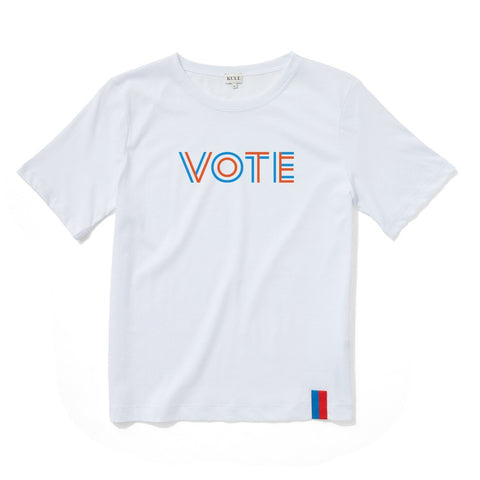 The Modern VOTE - White
