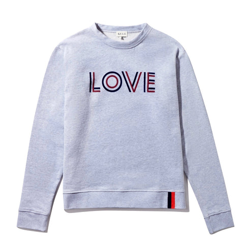 The Raleigh LOVE Lines - Heather Grey