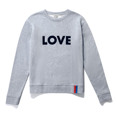 The Raleigh LOVE - Heather Grey