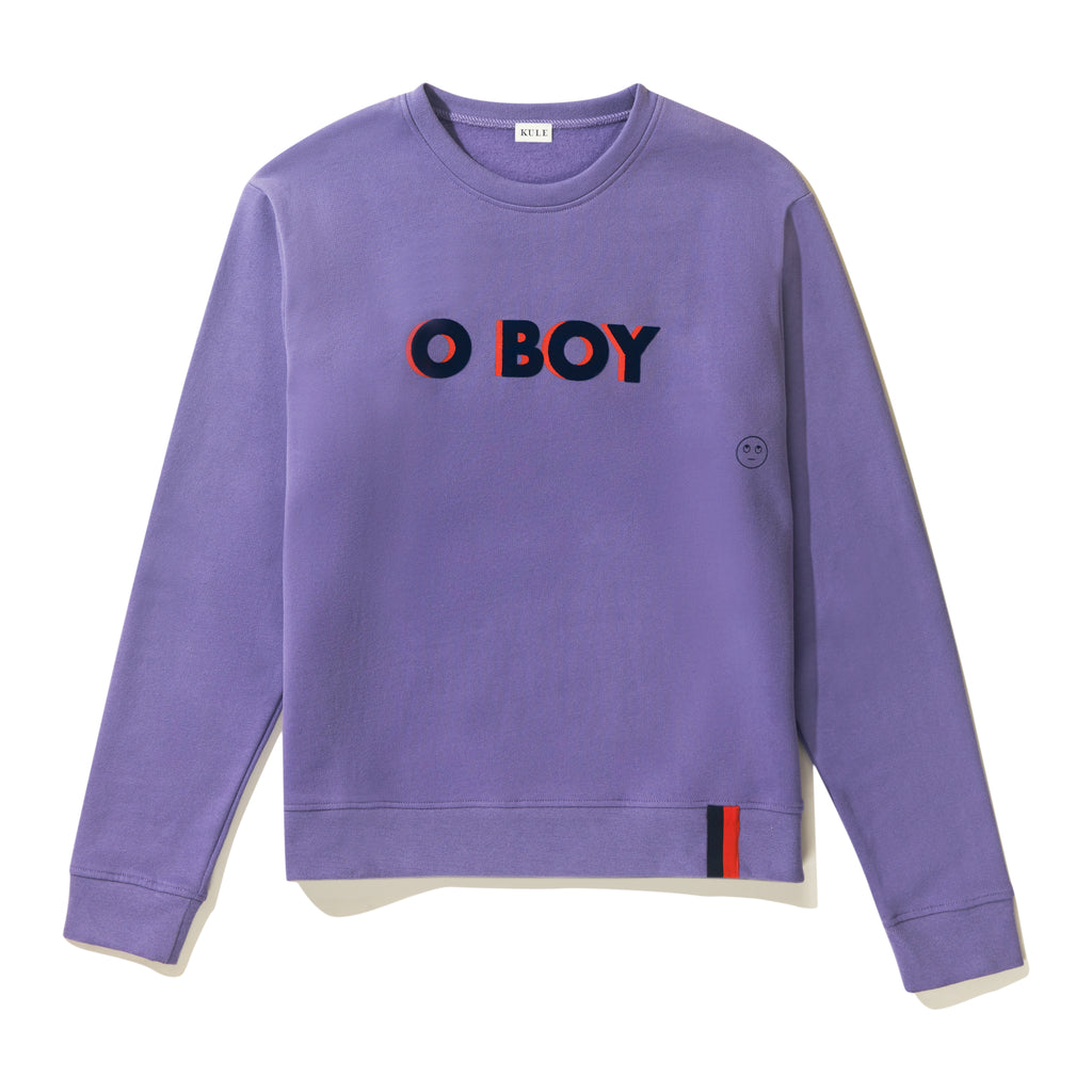 The Raleigh O BOY - Purple