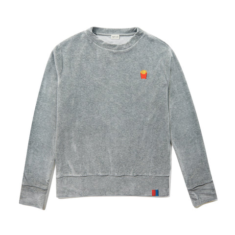 The Softee - Heather Grey