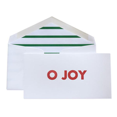 The O JOY Stationery Set