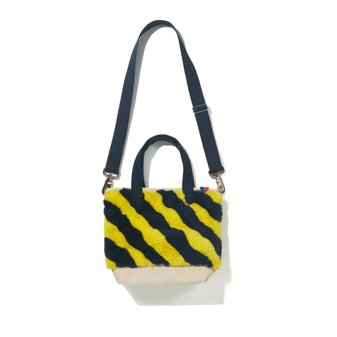 The Faux Bucket - Yellow/Navy