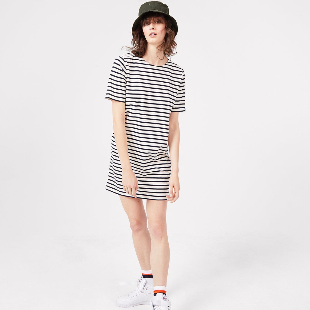 The Tee Dress on Model