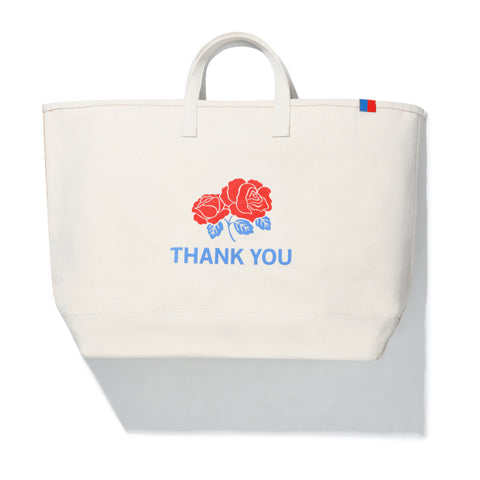 The Thank You Tote - Canvas