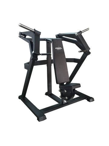 commercial plate loaded chest press