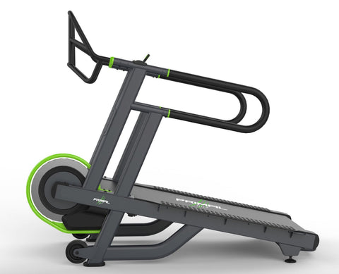 Incline HIIT Treadmill trainer