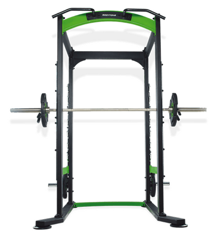 Solid Rock Power Rack - Squat Cage