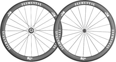 Elemental 50mm wheelset