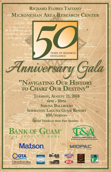 "MARC 50th Anniversary Gala - ""Navigating Our History to Chart Our Destiny"""