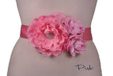 Belly Sash Bouquet |  Pretty In Pink