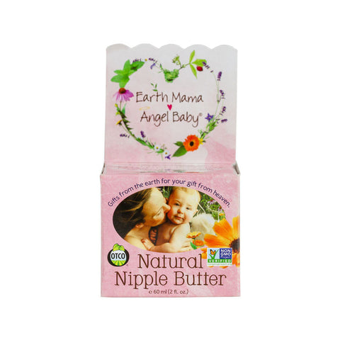Breastfeeding Products - Natural Nipple Butter