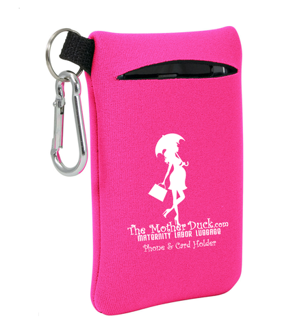Storage & Cell Phone Holder | ADD To Your Hospital Bag