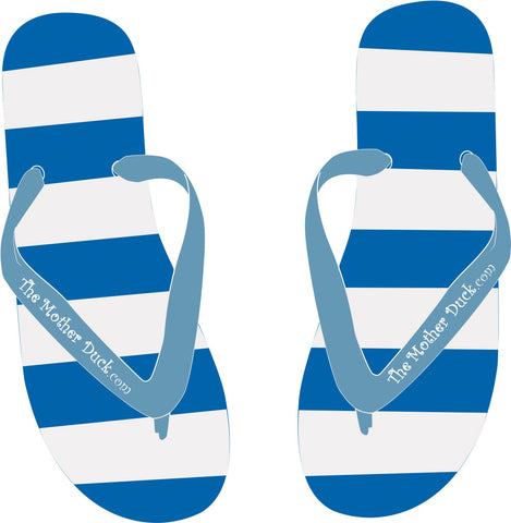 Flip Flops for the Hospital Shower