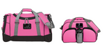 Hospital Bags ONLY Mom & Baby Bundle PINK